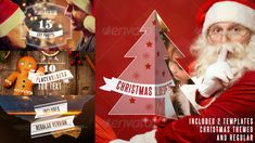 Christmas Display (Holidays) #Envato #Videohive #aftereffects