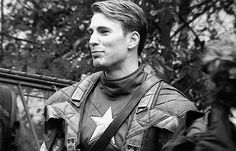 this is what happens when bucky hijacks the camera in the field; footage is EXPENSIVE goddammit barnes; literally thirty reels of weird closeups;here's steve's eyelashes; here's a spot steve missed when shaving; another shot from below taken from between his legs; literally wastes thousands of dollars on unusable shots getting uncomfortably close to captain america;ends up in an archive until the late fifties and some dude picks it up and is like 'hahaha some girl must have had a weird crush…