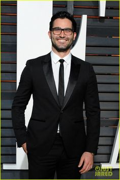 Brittany Snow & Tyler Hoechlin Are 'Pitch Perfect' at Oscars Party