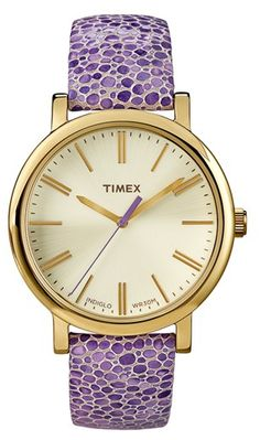 pretty pebble leather strap watch  http://rstyle.me/n/hiq45pdpe