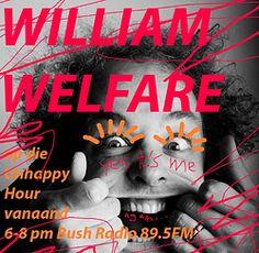 Listen: The Unhappy Hour - William Welfare in studio Comic Books, Comics, Studio, Movie Posters, Film Poster, Studios, Cartoons, Cartoons, Comic