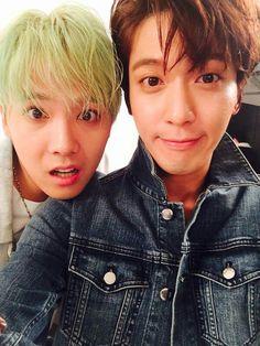 HighCut x FNC ~ Jung Yong Hwa and Lee HongKi