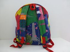 Toddler Backpack for ages 0-6 by Elli and Paul by ElliandPaul