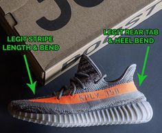 With the Beluga Yeezy Boost 350 V2 (BB1826) on their way in a few weeks, fakes are already flooding the market! So we're legit checking a pair for you and givi