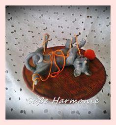 Playful cat - Cake by Süße Harmonie