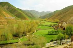The Green Valley of Daykundi, Afghanistan!