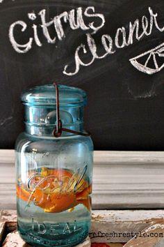 Natural Citrus Cleaner