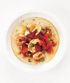 Smoky Shrimp and Grits Recipe