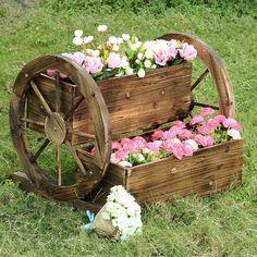 Shop Wayfair for all the best Wheelbarrow Planters. Enjoy Free Shipping on most stuff, even big stuff.