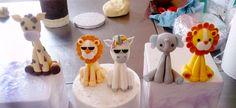 Modelages animaux trop mignons ! /  Super cute gumpaste animals Homemade Cakes, Desserts, Food, Tailgate Desserts, Deserts, Meals, Dessert, Yemek, Eten