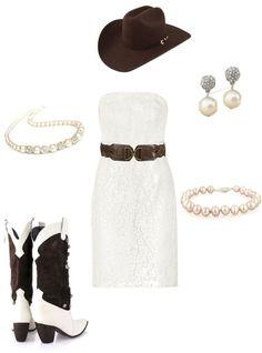 White Lace Dress   elfsacks -- COURTNEYS WEDDING