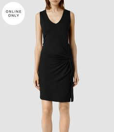 Womens Keel Dress - All Saints