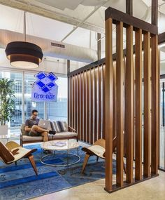 Dropbox Offices – Austin offices of secure file sharing and storage company Dropbox located in Austin, Texas.