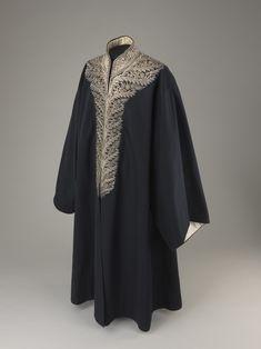 Clothes of Rabbi Hayyim Moshe Bejerano Efendi Early 20th Century Turkey The Israel Museum