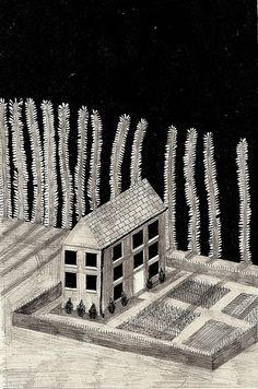 Spookhouse, 2009 by Eleanor-Taylor, via Flickr