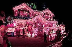 think they may light pink lol pink christmas lights christmas light