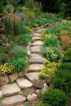Impressive 32 Trending Spring Backyard Landscaping Ideas 2018