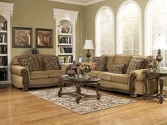 Shop Lynnwood Traditional Amber Fabric Wood Living Room Set With Great Price The Classy Home Furniture Has Best Selection Of To Choose From