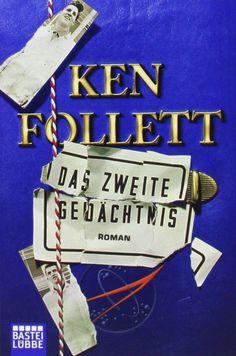 Das zweite Gedächtnis: Roman: Amazon.de: Ken Follett, Till R. Lohmeyer, Christel Rost: Bücher