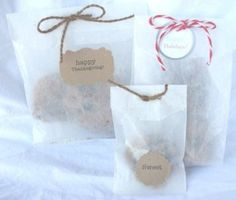 Items similar to BaGs-combo pack-small, large, and gusseted-wax lined-translucent-bakery bags-Party Favors--Gift on Etsy Bake Sale Packaging, Dessert Packaging, Food Packaging, Packaging Ideas, Bakery Bags, Confetti Bags, Pink Lemonade Party, Wedding Party Favors, Wax Paper