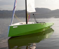 Zen very modern ply dinghy