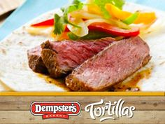 Asian Steak Wrap with Guacamole sounds absolutely delish! Where's mine? @Dempster's® Bakery #WrapItUp