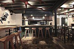 Ombu restaurant by Dissenyados Arquitectura, Palma de Mallorca – Spain