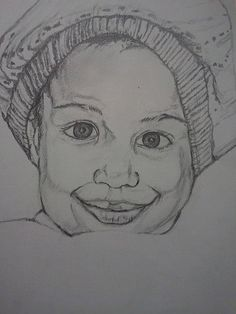#drawing #portret #child Painting & Drawing, Children, Drawings, Art, Kunst, Sketches, Art Background, Boys, Kids