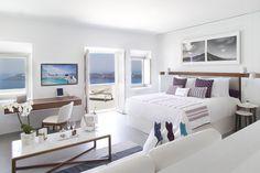 Is this Santorini's best view? - HarpersBAZAARUK