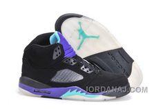 big sale 39e0a 01156 Nike Air Jordan 5 V Retro Mens Shoes Black Purple Japan Jordan Swag, Jordan  Basketball