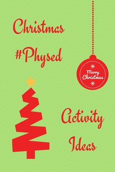 Last minute Christmas Activity Ideas!