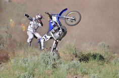 Widowmaker Motorcycle Hill Climb