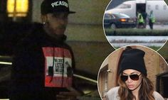 Lewis Hamilton charters private jet to fly home following love split