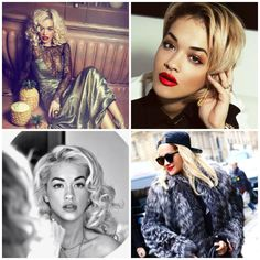 Rita Ora: A nova musa da moda!   Pronto. Os mercados da música e da moda se uniram para criar mais um produto que vai render singles, shows esgotados e muitas fotos de red carpets à exaustão. #FFW