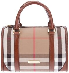 BURBERRY Chester Tote Bag - Lyst