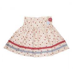 Oobi  Ginger skirt- wintergarden