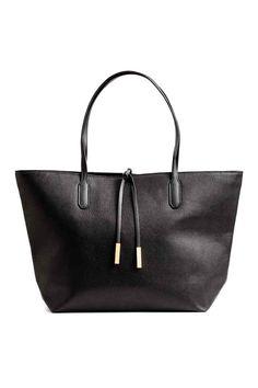 d99f9649bdc Sac shopping   H amp M Large Shopper Bag, Shopper Tote, Purse Essentials,