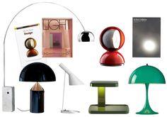 Home Decor: le lampade di design più famose / Design Lamp | Vita su Marte