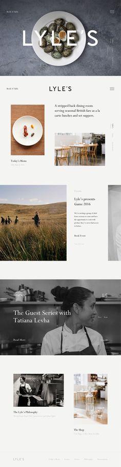 Lyle's Website