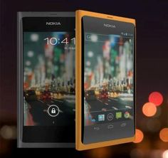 NOKIA N1 First NOKIA android phone