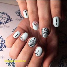 Indian Nail Designs Gallery indian nails the best images bestartnails Indian Nail Designs. Here is Indian Nail Designs Gallery for you. Indian Nail Designs indian nails the best images bestartnails. Indian Nail Designs p. Indian Nail Designs, Indian Nail Art, Indian Nails, Best Nail Art Designs, Black And Blue Nails, White Nails, Fun Nails, Pretty Nails, Ongles Beiges
