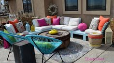 patio home decor outdoor sectional sofa decorating tips