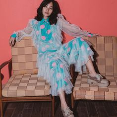 Browse Hatteras Shirt Polka Dot Soft Mint and more from SUPERSWEET x moumi at Wolf & Badger - the leading destination for independent designer fashion, jewellery and homewares. Art Hoe Aesthetic, Pink Aesthetic, Eclectic Design, Pastel Pink, My Girl, Polka Dots, Tulle, Kitty, Badger