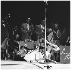 March Lionel Hampton Band performs at Concertgebouw in Amsterdam. Jazz Musicians, Youth Culture, Social Change, Family Life, Rock N Roll, The Hamptons, Amsterdam, Blues, March