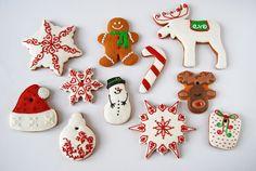 Moha Konyha mézesei Christmas Biscuits, Scandinavian Style, Gingerbread Cookies, Christmas Crafts, Sugar, Desserts, Wonderful Time, Food, Christmas Crackers