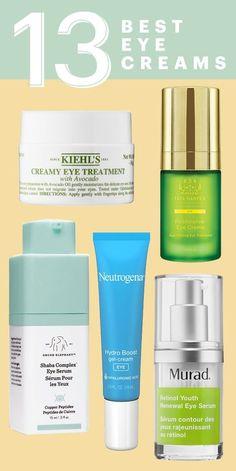 The 13 Best Eye Creams | Allure