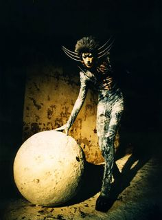 David Bowie by Floria Sigismondi