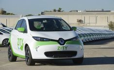 Renault y Ferrovial presentan su propio Car2Go en España