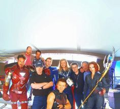 Avengers. Captain america is STILL HOT!