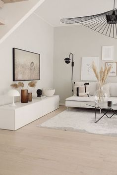 Living Room Interior, Home Living Room, Home Interior Design, Living Room Designs, Living Room Decor, Beige Living Rooms, Scandinavian Interior Design, Interior Colors, Living Room Furniture